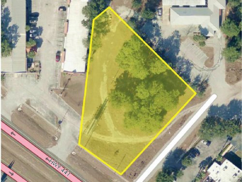 .96ac Commercial Lot On Hwy 441 : Apopka : Orange County : Florida