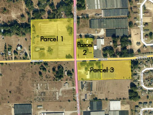 City Of Apopka Commercial Parcels : Apopka : Orange County : Florida