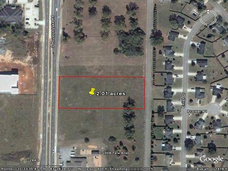 2.01 Acres ~ Houston Lake Rd : Warner Robins : Houston County : Georgia