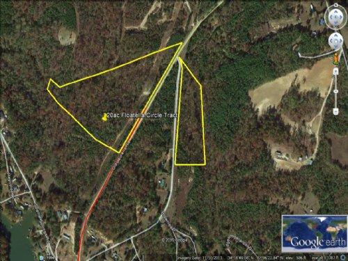 Floatella Circle Tract : Waterloo : Laurens County : South Carolina
