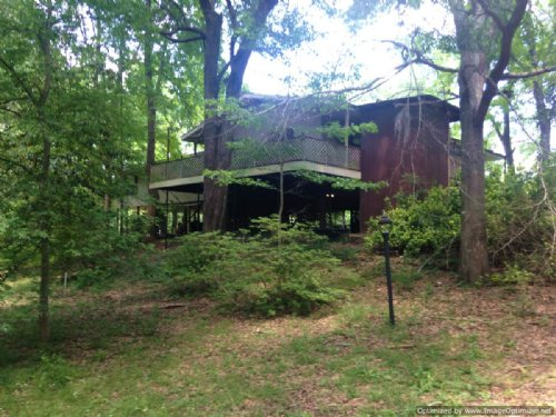 Secluded River Home On 4 Ac : Shubuta : Clarke County : Mississippi