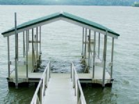 Great New Boat Dock W/lake Access