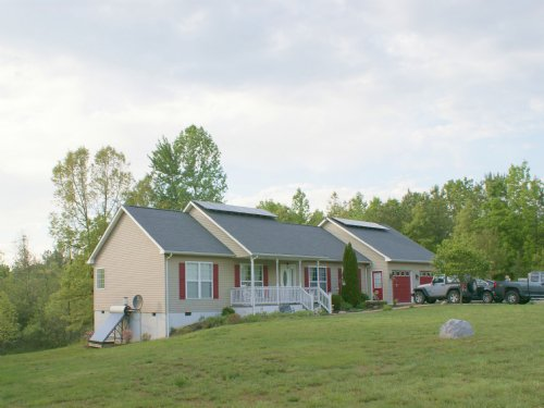 Beautiful & Upgraded : Farmville : Buckingham County : Virginia