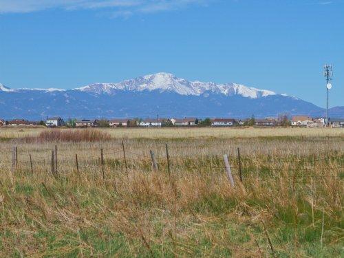Falcon Industrial Estate : Falcon : El Paso County : Colorado