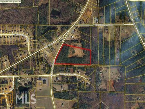 16+ Acre Lot For Your Dream Home : Covington : Newton County : Georgia