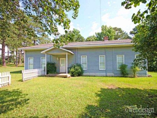 Beautiful Farm House On 9+ Acres : Elko : Houston County : Georgia