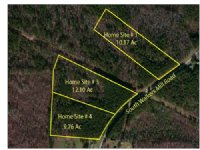 Great Wooded Home Site