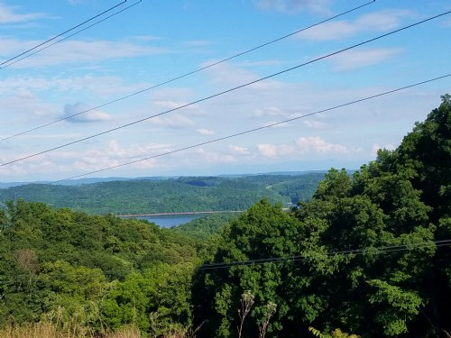 1.31 Acre Cherokee Lake View Lot : Mooresburg : Hawkins County : Tennessee