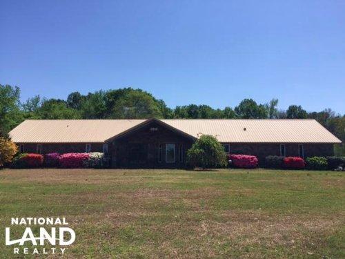 Residence / Lodge, Near Bayou Meto : Humphrey : Arkansas County : Arkansas