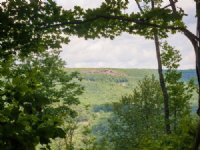 Best Mtn Views : Roaring Brook : Lackawanna County : Pennsylvania