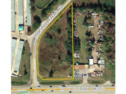 2.21Ac Near Sr 429/Fl Turnpike : Ocoee : Orange County : Florida