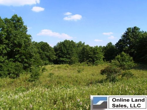 12.3 Acre Lot 7 Silver Moon Ranch : Paden : Okfuskee County : Oklahoma