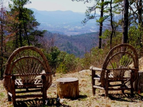 Singing Waters : Scaly Mountain : Macon County : North Carolina