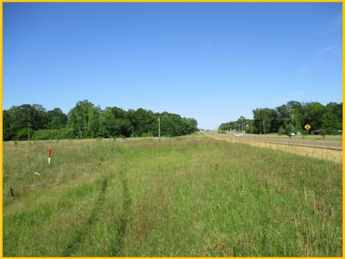 3 Commercial Acres In Webster Count : Mathiston : Webster County : Mississippi