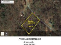 Owner Finance, 1acre Lot In Jackson