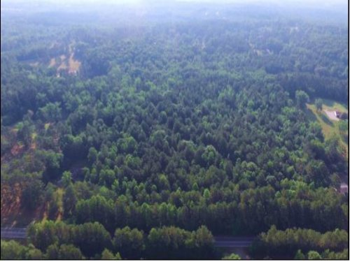 19.99 Acres On Cascade Palmetto Hwy : Palmetto : Fulton County : Georgia