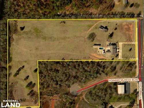 Prattville Commercial Tract : Prattville : Elmore County : Alabama