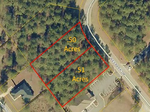 1.01 Acre Commercial Lot : Perry : Houston County : Georgia
