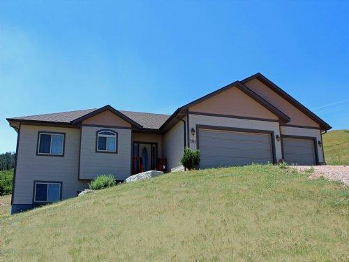 Beautiful House With Views : Sundance : Crook County : Wyoming