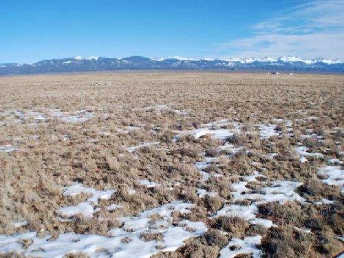Vacant Residential 10.15 Acres : Blanca : Costilla County : Colorado