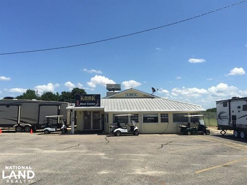 K & K Commercial Opportunity : Millbrook : Elmore County : Alabama