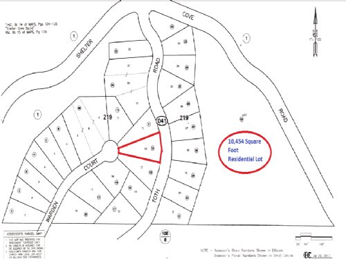 .24 Acre Residential Lot : Shelter Cove : Humboldt County : California