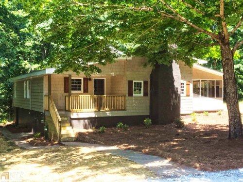 4 Bedroom Ranch Home : Madison : Morgan County : Georgia
