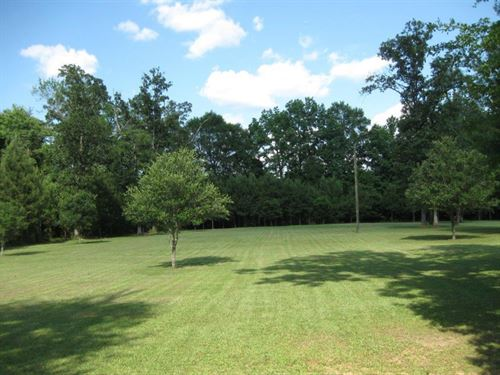 2.35 Acres Memory Lane : Tylertown : Walthall County : Mississippi