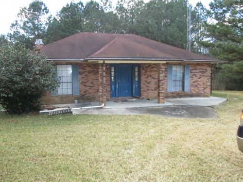 6029 Hancock Road - 123409 : Gloster : Amite County : Mississippi