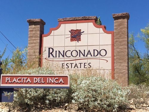 Spectacular Homesite : Tucson : Pima County : Arizona