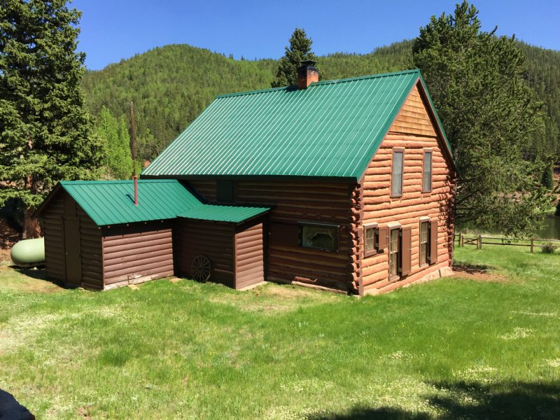 gold camp cabin lot for sale victor teller county colorado lotflip