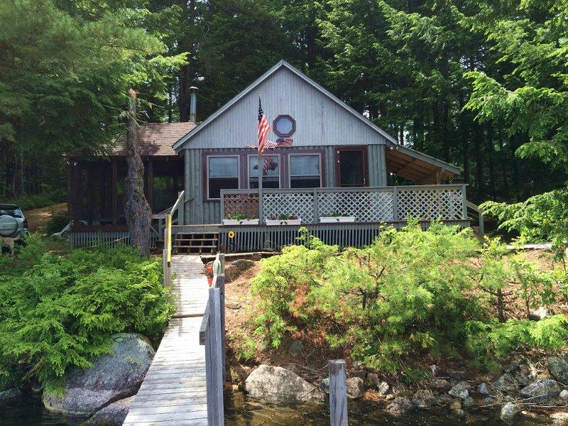 Bottle Lake Cottage : Lakeville : Penobscot County : Maine