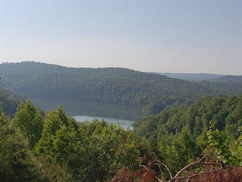 1.94 Acre Lot In Lone Mtn Shores : New Tazewell : Claiborne County : Tennessee