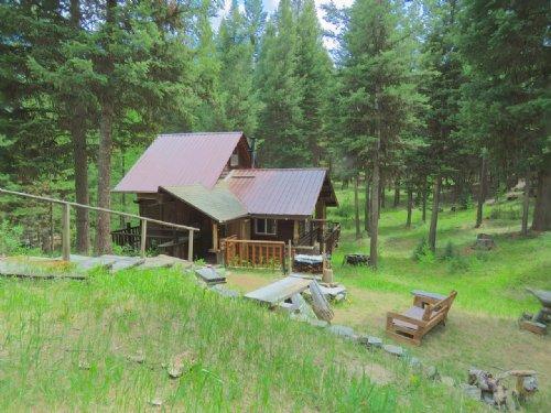 Morning Star Ranch : Marion : Flathead County : Montana