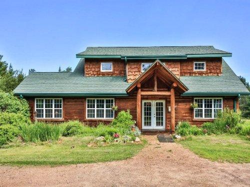 Great Homesite Amazing 11+ Acres : Newbold : Oneida County : Wisconsin