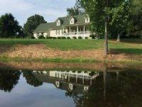 Home & Lake On 4.86 Acres