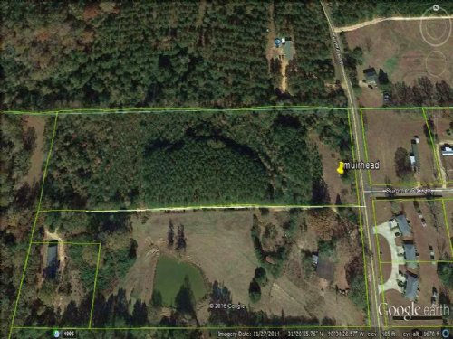 8.75± Acres : Summit : Pike County : Mississippi