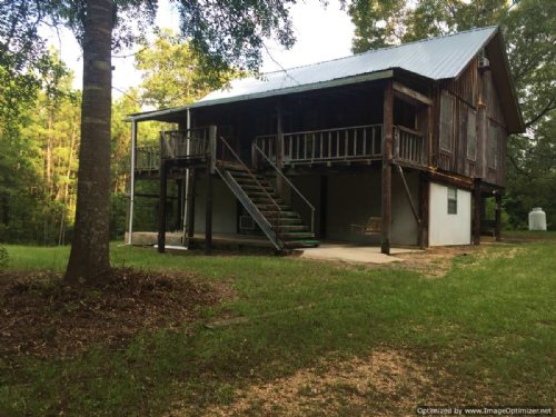 9± Ac & Camp : Union Church : Lincoln County : Mississippi