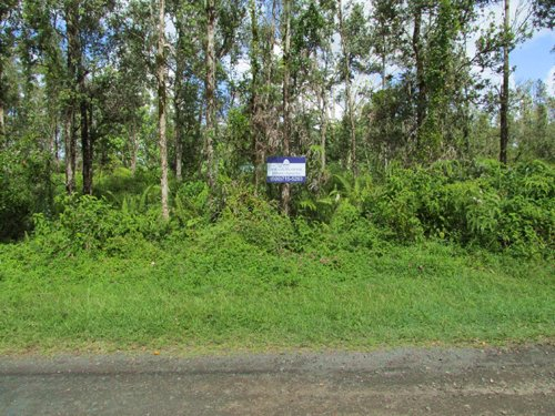 Land For Sale, Owner Financing : Pahoa : Hawaii County : Hawaii