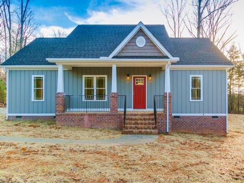 New Construction On 6.85 Acres : Gordonsville : Louisa County : Virginia