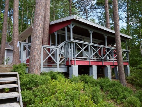 West Grand Lake Cottage : Grand Lake Stream Plt : Washington County : Maine