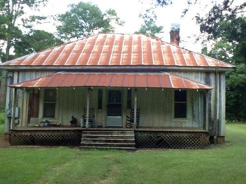 Altiere Hunting Lodge : Georgiana : Butler County : Alabama