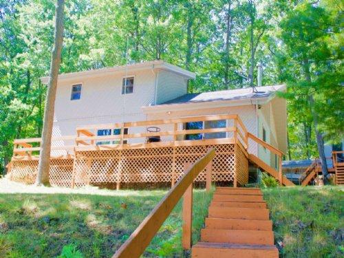 Ox Path Lake House : Baldwin : Lake County : Michigan