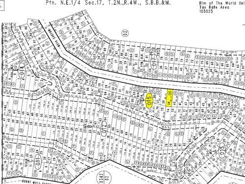 .05 Acres In Crestline, CA : Crestline : San Bernardino County : California