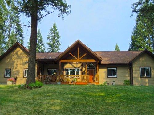 Pure Montana : Bigfork : Flathead County : Montana