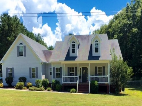 458 Starrsville Road : Covington : Newton County : Georgia