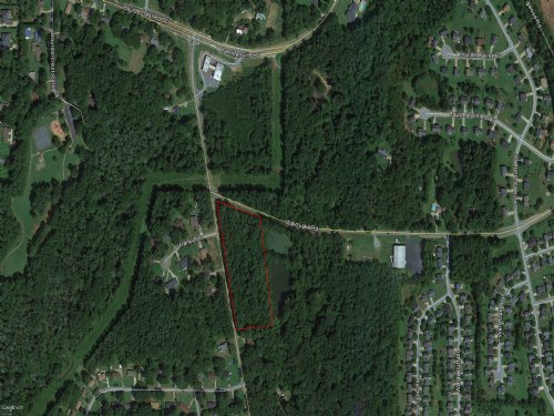 4.34 Acres - Bouldercrest Road : Ellenwood : DeKalb County : Georgia
