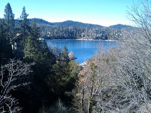 .16 Acres In Cedar Glen, CA : Cedar Glen : San Bernardino County : California