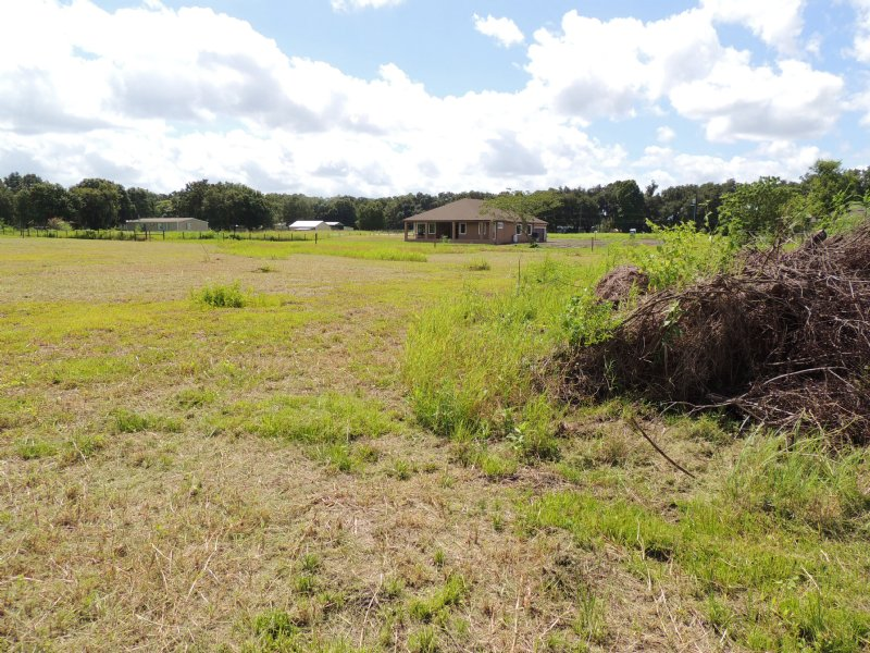 3.2 Acres Near I-4 : Plant City : Hillsborough County : Florida