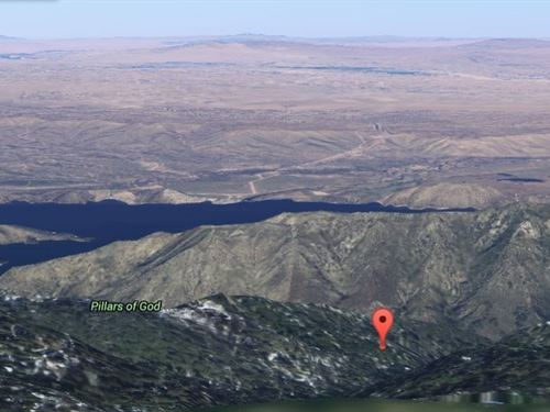 .07 Acres In Crestline, CA : Crestline : San Bernardino County : California